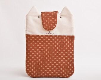 iPad Mini 4 Case, Gift for Her, iPad mini Case,  iPad Mini Cover, iPad mini sleeve, Cat Lover Gift, iPad Mini 3 Sleeve, 8.4 x 6.6 in.
