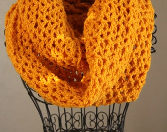 Large Infinity Cowl