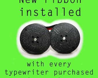 New TYPEWRITER ribbon