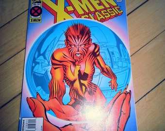 "Vintage X-Men Classic Comic Book - ""Reflections"""