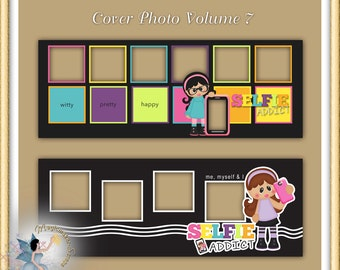 Facebook Timeline Cover Photo Vol. 7 Template