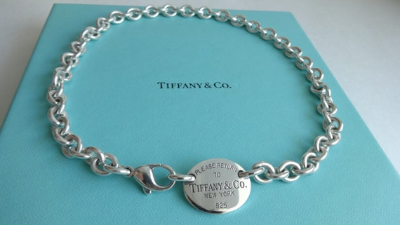 Listing 197164487 Reserved Authentic Tiffany And Co Tiffany Chain Necklace