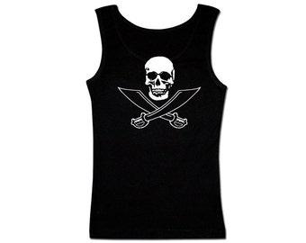 Men's Pirate Tank Top - Buccaneer