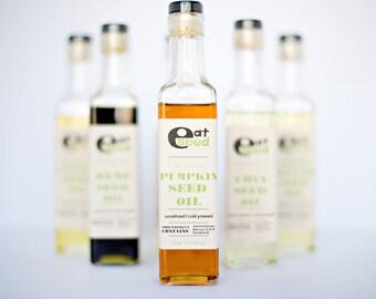 Organic Pumpkin Seed Oil – 8 fl oz