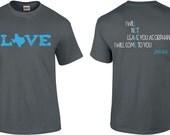 Texas Domestic Adoption Shirt Fundraiser