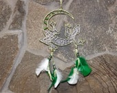 Gecko dream catcher gecko, shipping included with in USA