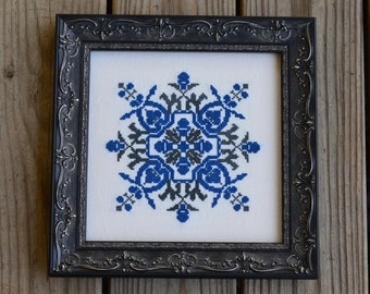 Hungarian Cross Stitch Art