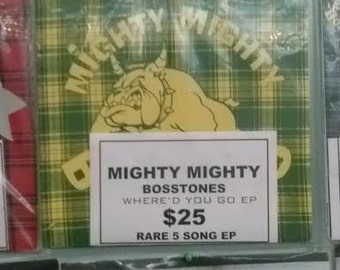 Mighty Mighty Bosstones Whered You Go  12 INCH
