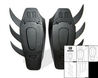 Template for Arkham City Batman Gauntlets