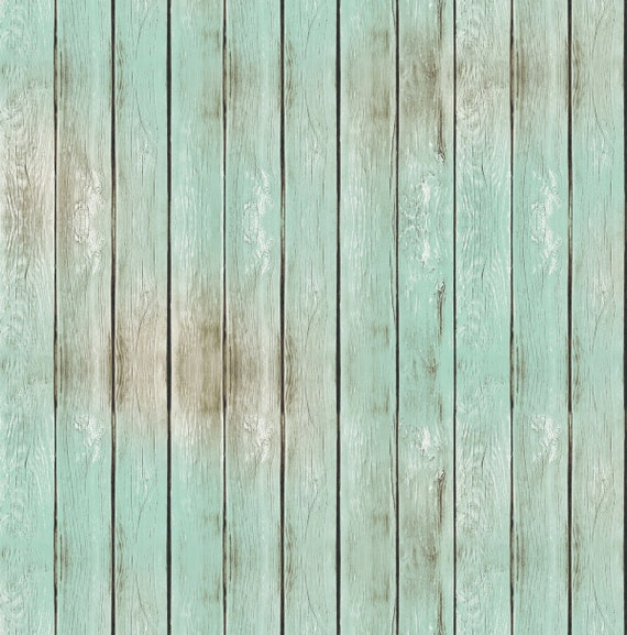 Photography Backdrop Wood 11 Boards Wide Mint By Northerndrops
