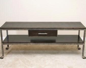 industrial furniture etsy. Black Bedroom Furniture Sets. Home Design Ideas
