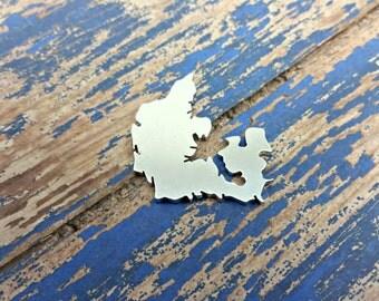 Aluminum Denmark Stamping Blanks - Qty 1