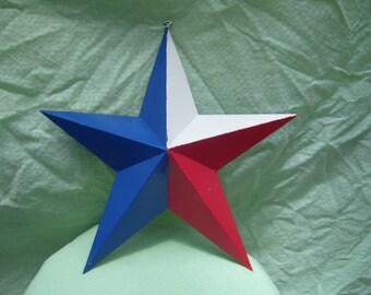 Texas Metal Star
