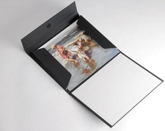 8x10 Overflap Print-Photography Handmade Portfolio