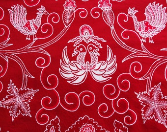 20%OFF SALE! Indonesian Hand-dyed Batik Fabric (Kulon Progo)