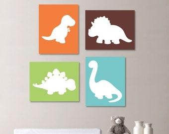 Boy Nursery Art Print. Boy Nursery Art. Nursery Decor. Dinosaur Nursery Art. Dinosaur Bedroom Art. Dino Nursery Art. Dino bedroom art. NS282