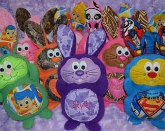 Safe stuffed bunnies!