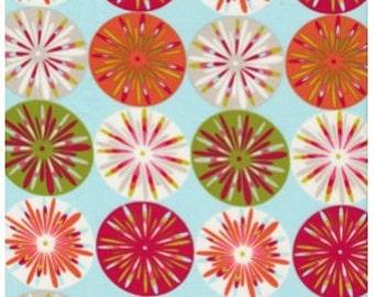 Kumari Garden - Shashi - Ice by Dena Fishbein for Free Spirit Fabrics