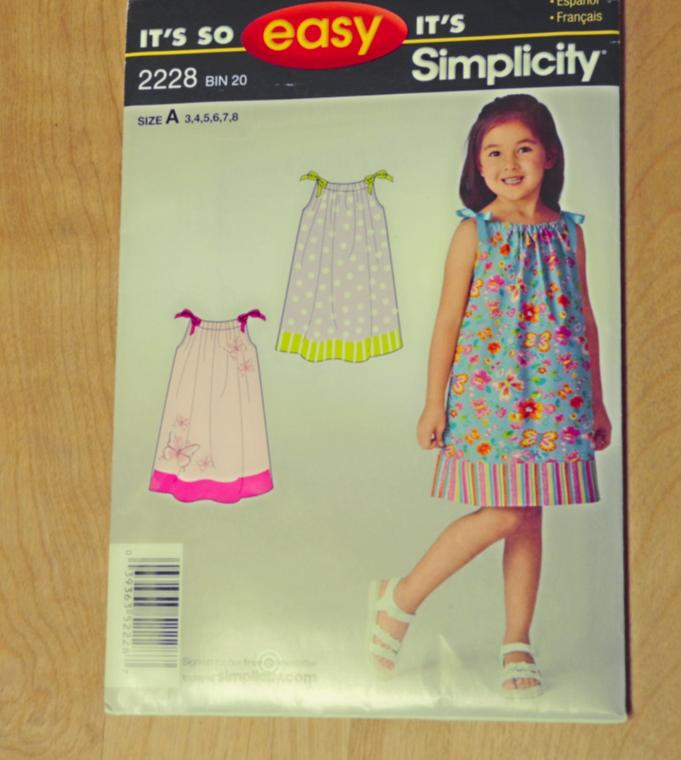 Easy Pillowcase Dress Pattern Www Picsbud Com