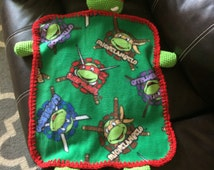 Unique Turtle Lovey Related Items Etsy