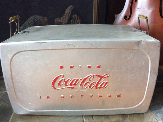 Vintage Antique 1950 S Estate Coca Cola Coke Drink Coca