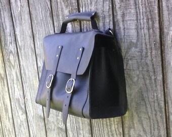 Handcrafted Messenger Bag