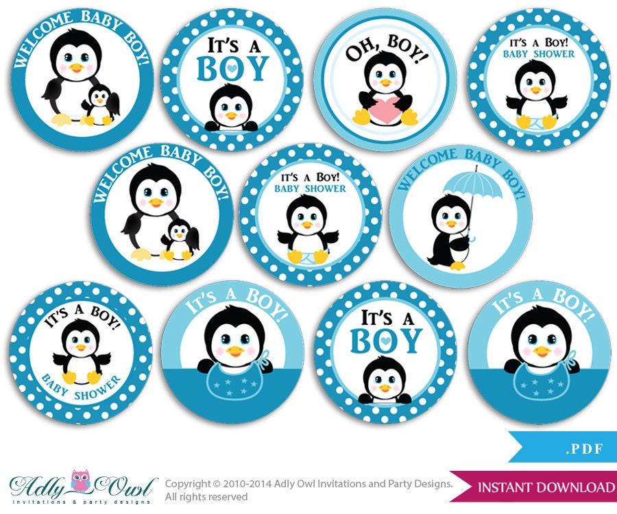 Penguin Rings Etsy