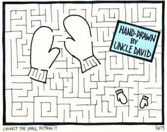 Mittens Maze