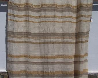 Linen  Curtain  Handwoven