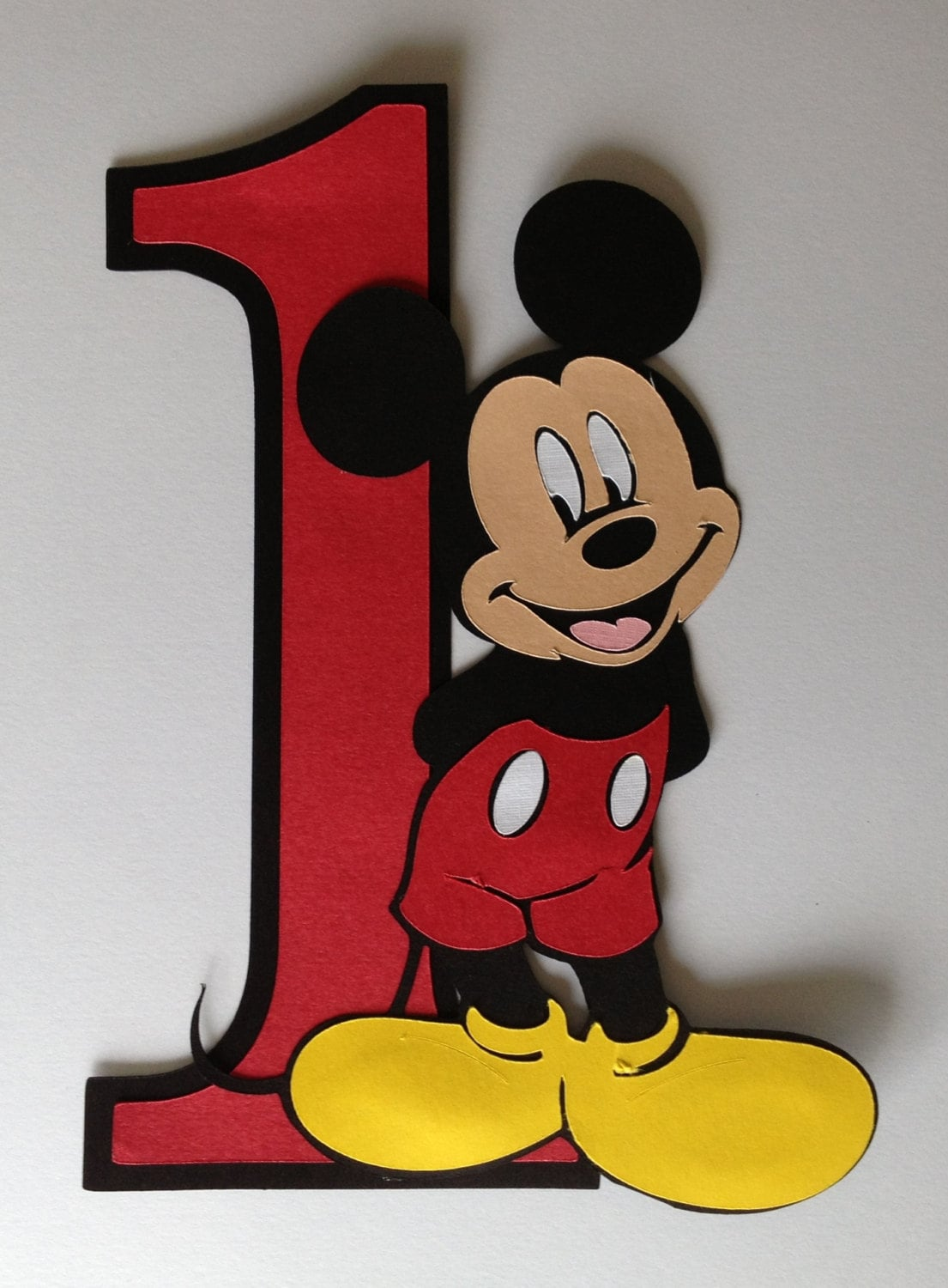 8 mickey mouse party decoration for Deco mickey