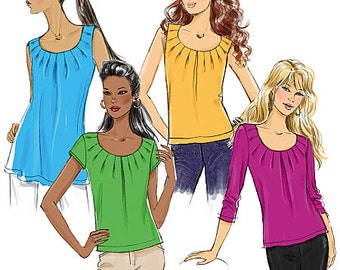 Misses' Top Butterick Pattern B5354