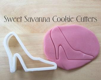 Stiletto , High heel Cookie Cutter