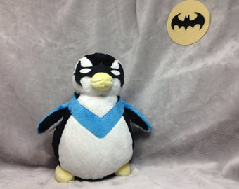 DC Comics - Nightwing Penguin doll