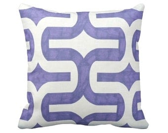 7 Sizes Available: Pillow Cover Decorative Throw Pillow Lavender Pillow Purple Pillow Geometric Pillow Decorative Pillow 17x17 Pillow