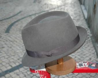 """Fedora Hat - """"Tokyo"""" short brim hat"""