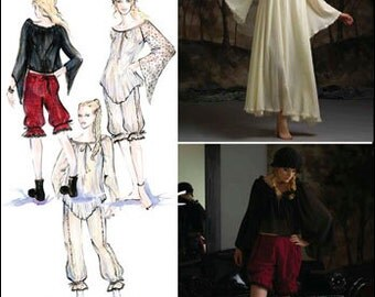 Simplicity Pattern 2777 Misses Costumes
