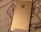Iphone 5s 16gb at&t gold