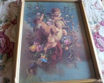 Picture of 3 Angels............Perfect for the Romantic Home!