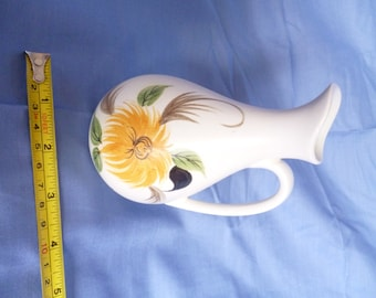 Radford Handpainted Vinegar/Oil Jug, Pattern DA