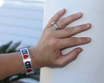 One Direction Cuff Bracelet - 1D - 1 direction - Boy Band