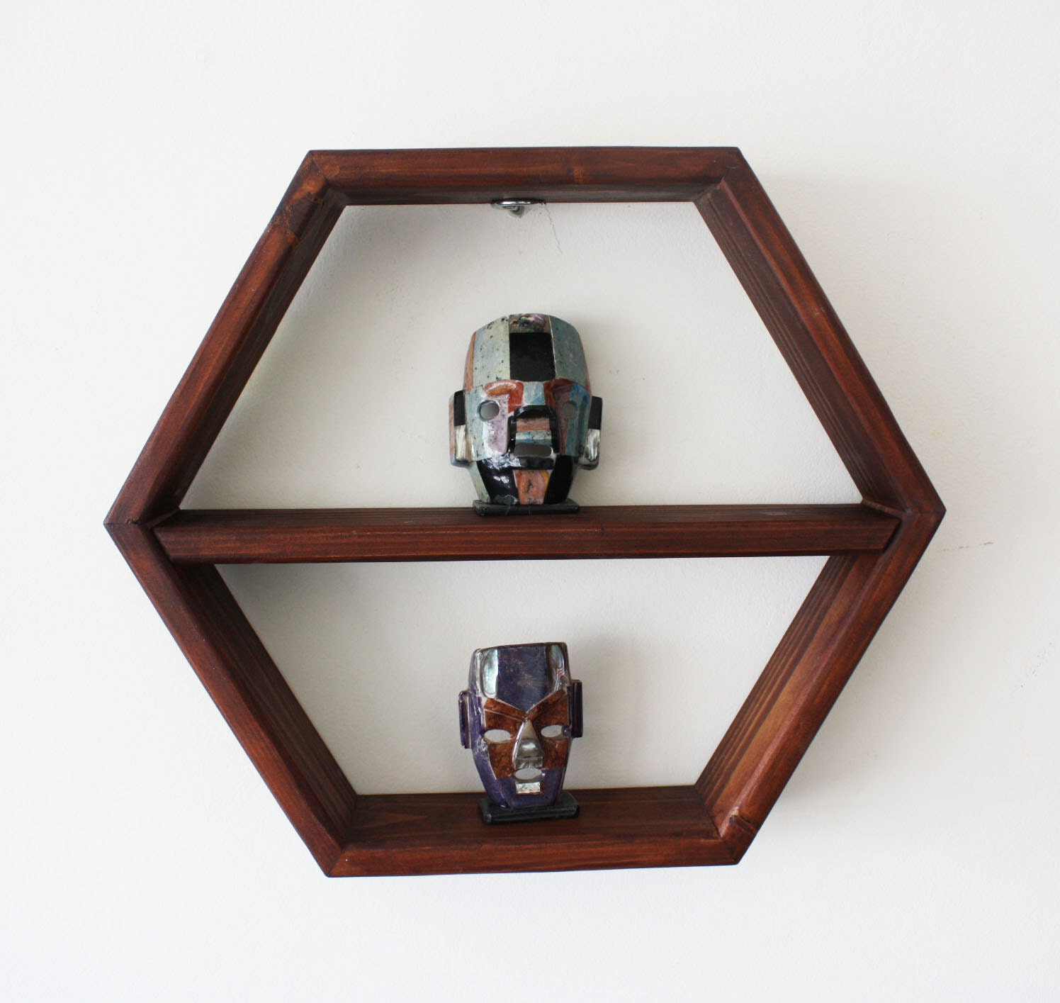 Honeycomb Shelves Hexagonal Shelves Geometical Shelves