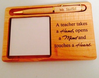 Teacher Christmas Gift - Personalized!