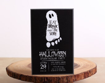Halloween Party Invitations, Halloween Invitations - look 08