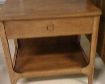 Broyhill Brasilia Nightstand THESE HAVE BECOME almost impossible to find!