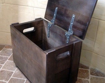 Custom Lided Wooden Box