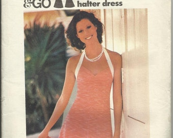 Vintage sewing pattern. Butterick 3702