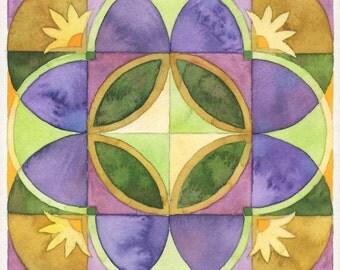 Geometry & Color 1- # 2