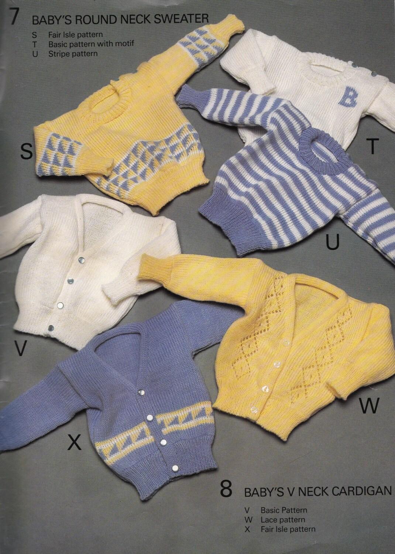 Vintage BOND Knitting Machine Pattern by LucysPatternBox on Etsy
