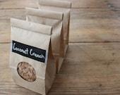 Organic Crunchy Coconut Cereal - 3 lb - gluten free, paleo friendly, sugar free, all organic