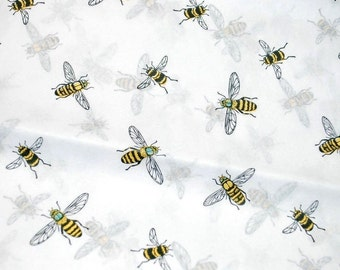 Bumble Bee Tissue Paper .... 10 large sheets